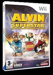 Alvin Superstar Wii cover (RVBPRS)