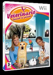 Veterinario: Cuccioli in Pericolo Wii cover (RVTFMR)