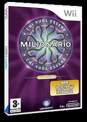 Chi Vuol Essere Milionario: 2a Edizione Wii cover (RW5P41)