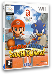 Mario & Sonic ai Giochi Olimpici Wii cover (RWSP8P)