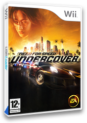 Need for Speed: Undercover Wii cover (RX9Y69)