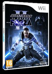 Star Wars: Il Potere della Forza II Wii cover (SF2P64)