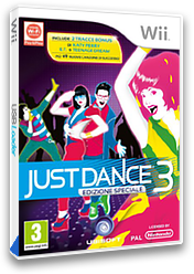 Just Dance 3 Special Edition Wii cover (SJDX41)