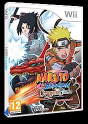 Naruto Shippuden:Dragon Blade Chronicles Wii cover (SN4XGT)