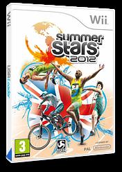 Summer Stars 2012 Wii cover (SSJPKM)