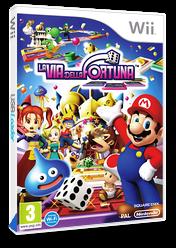 La Via della Fortuna Wii cover (ST7P01)
