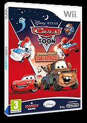 Cars Toon:Le Incredibili Storie di Carl Attrezzi Wii cover (STOP4Q)