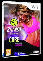Zumba Fitness Core Wii cover (SU6XGT)