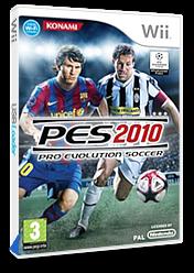 Pro Evolution Soccer 2010 Wii cover (SUXPA4)