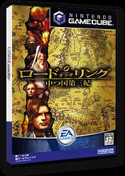 ロード・オブ・ザ・リング 中つ国第三紀 GameCube cover (G3AJ13)