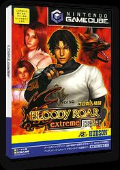 ブラッディ ロア エクストリーム GameCube cover (GBRJ18)