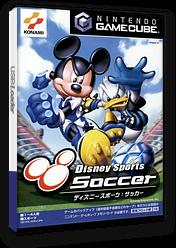 ディズニースポーツ:サッカー GameCube cover (GDKJA4)