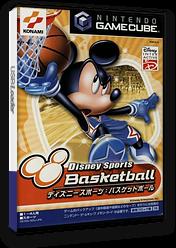 ディズニースポーツ:バスケットボール GameCube cover (GDLJA4)