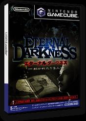 エターナルダークネス -招かれた13人- GameCube cover (GEDJ01)