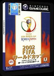 2002FIFAワールドカップ GameCube cover (GFIJ13)