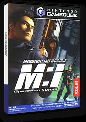 ミッションインポッシブル -Operation Surma- GameCube cover (GMIJ70)