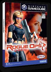 Rogue Ops 〜ローグオプス〜 GameCube cover (GP9J28)