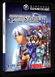 ファンタシースターオンライン エピソード3 カードレボリューション GameCube cover (GPSJ8P)