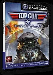 トップガン エースオブザスカイ GameCube cover (GTGJ1K)