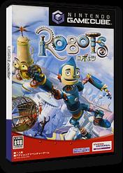ロボッツ GameCube cover (GZQJ7D)