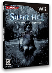 Silent Hill: Shattered Memories Wii cover (R5WJA4)