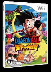 ドラゴンボール天下一大冒険 Wii cover (R7GJAF)