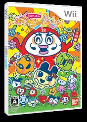 たまごっちのピカピカだいとーりょー! Wii cover (RDTJAF)