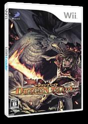 ドラゴンブレイド Wii cover (RDWJG9)