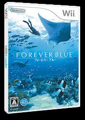 FOREVER BLUE(フォーエバーブルー) Wii cover (RFBJ01)