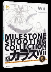 マイルストーン シューティングコレクション カラスWii Wii cover (RKAJMS)