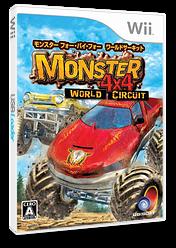 モンスター4×4 ワールドサーキット Wii cover (RM4J41)