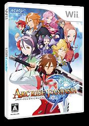 アークライズファンタジア Wii cover (RPJJ99)