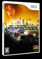 ニード・フォー・スピード アンダーカバー Wii cover (RX9J13)