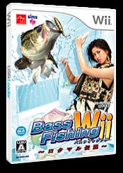 バスフィッシングWii 〜ロクマル伝説〜 Wii cover (RXPJJF)