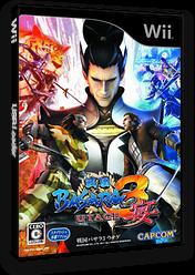 戦国BASARA3 宴 Wii cover (S3HJ08)
