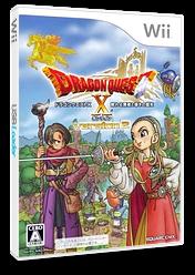 ドラゴンクエストX 眠れる勇者と導きの盟友 オンライン Wii cover (S4SJGD)