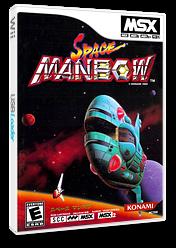 Space Manbow VC-MSX cover (XAEJ)