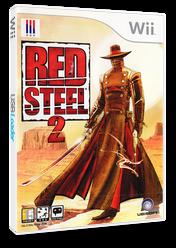 레드스틸2 Wii cover (RD2K41)