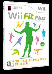 위 피트 플러스 Wii cover (RFPK01)