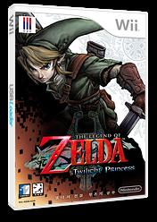 젤다의 전설- 황혼의 공주 Wii cover (RZDK01)