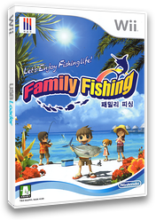 Family Fishing Wii cover (S22K01)