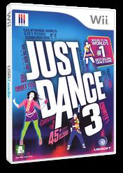 저스트 댄스 3 Wii cover (SJDK41)