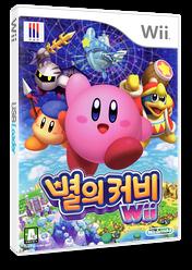 별의 커비 Wii cover (SUKK01)