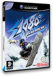 1080° Avalanche GameCube cover (GTEP01)