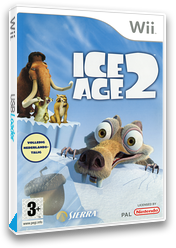 Ice Age 2: The Meltdown Wii cover (R2AP7D)