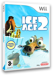Ice Age 2: The Meltdown Wii cover (R2AX7D)