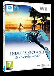 Endless Ocean 2: Een zee vol avontuur Wii cover (R4EP01)