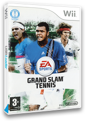 Grand Slam Tennis Wii cover (R5TP69)