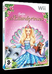 Barbie als de Eiland prinses Wii cover (RBVP52)