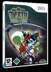 Death Jr.: Root of Evil Wii cover (RDJP4F)